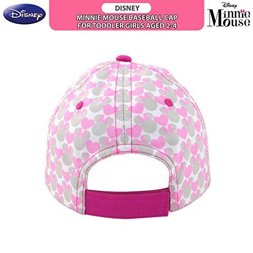 74458bafc Disney Toddler Girls Minnie Mouse Bowtique Baseball Cap, Age 2-4 ...