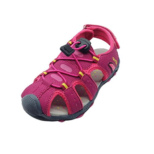 2450 Fuchsia 9 (Women Waterproof Sandals)