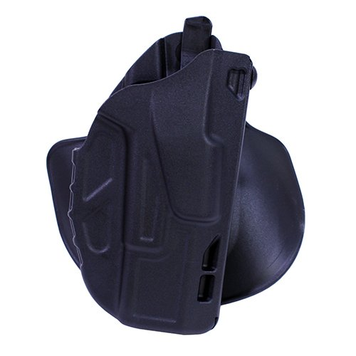 Safariland 7378 7TS ALS Concealment Paddle & Belt Slide Holster