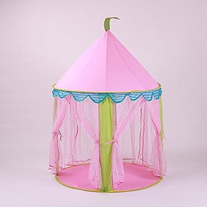 Amazon.com: Chica Estilo Castillo de princesas Play House ...