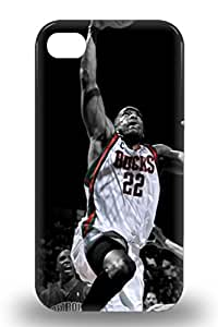 Iphone 4/4s 3D PC Case Premium Protective 3D PC Case With Awesome Look NBA Milwaukee Bucks Michael Redd #25 ( Custom Picture iPhone 6, iPhone 6 PLUS, iPhone 5, iPhone 5S, iPhone 5C, iPhone 4, iPhone 4S,Galaxy S6,Galaxy S5,Galaxy S4,Galaxy S3,Note 3,iPad Mini-Mini 2,iPad Air )