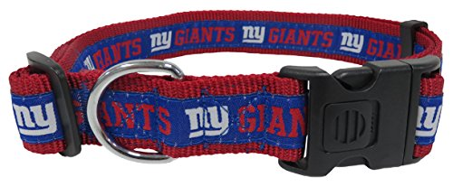 - Pets First NFL New York Giants Dog Collar, X-Large