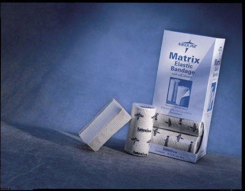 (Matrix Elastic Bandages - Non-Sterile - 4' x 10 yards, 5 box / Case, 20 Unit / Case)