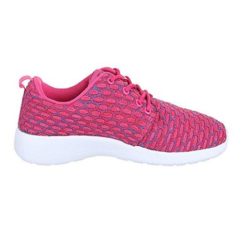Superga - Zapatillas para mujer Violet Bilberry 38 hpu7qOZA