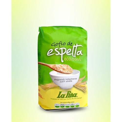 Gofio Espelta Gofio La Piña 500G: Amazon.es: Alimentación y ...