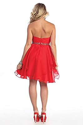 The Dress Outlet Short Homecoming Formal Cocktail Dress