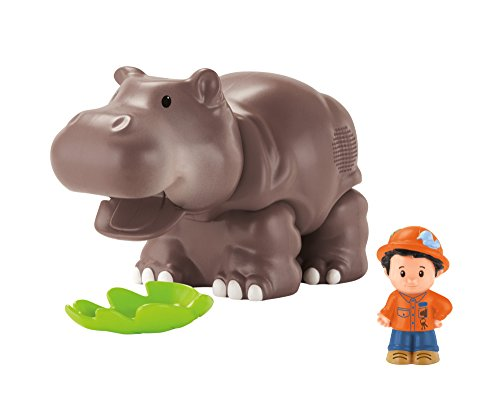 Fisher-Price Little People Hippo CMP31