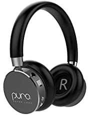 Puro Sound Labs BT2200 Kids Volume-Limiting Over-Ear Wireless Headphones (Grey)