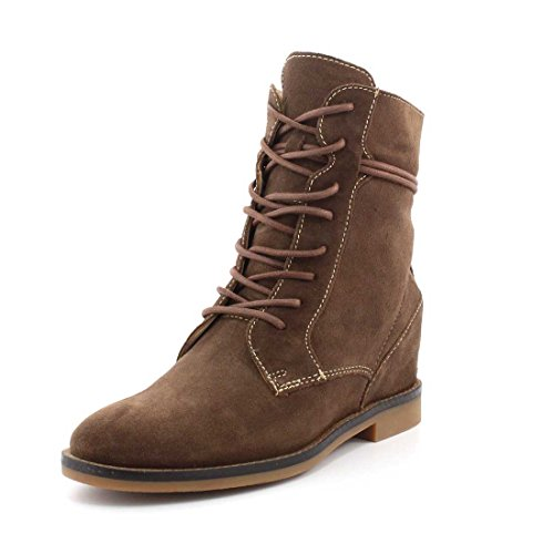 Puppies Shoes Hush Suede Women's Brown Felise BAB d1w1rp