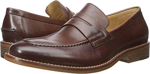 G.H. Bass & Co. Men's Conner Slip-On Loafer, British Tan, 11 M US from G.H. Bass & Co.