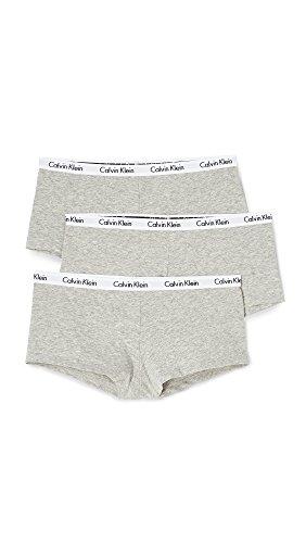 33afeed7e Calvin Klein Underwear Women s Carousel 3 Pack Boyshorts - Import It All