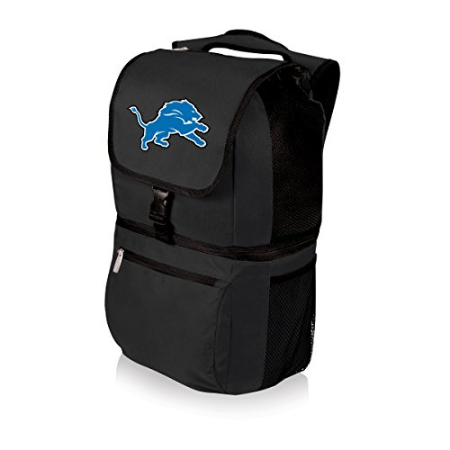 Lions Lunch Box (NFL Zuma Insulated Cooler Backpack, Detroit Lions)