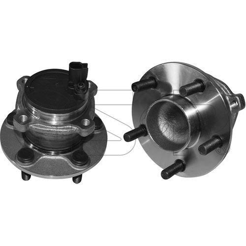 GSP 9400084 Jeu de roulements de roue