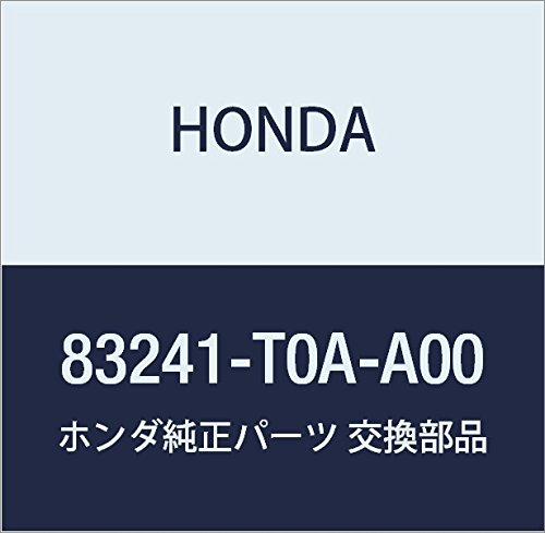 Honda Genuine 83241-T0A-A00 Grab Rail Bracket