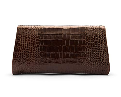 Brown Croc Melanie SAGEBROWN Bag SAGEBROWN Melanie 4vPqYIwx