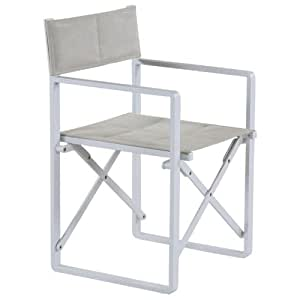 Westminster Directors Patio Chair in Stone