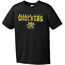 NCAA Destroyed Youth Short sleeve Polyester Competitor T-Shirt