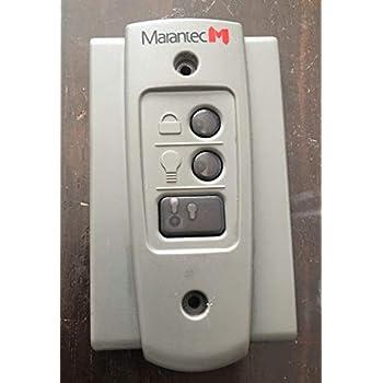 Marantec Garage Door Opener Wall Control Panel 89463 M3