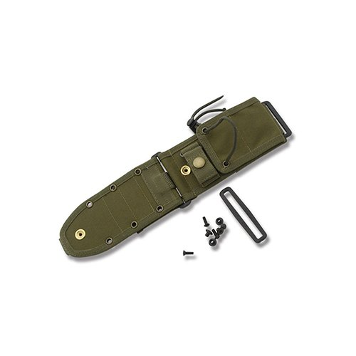 Molle Back Sheath - ESEE OD Molle Back for -5 Sheath