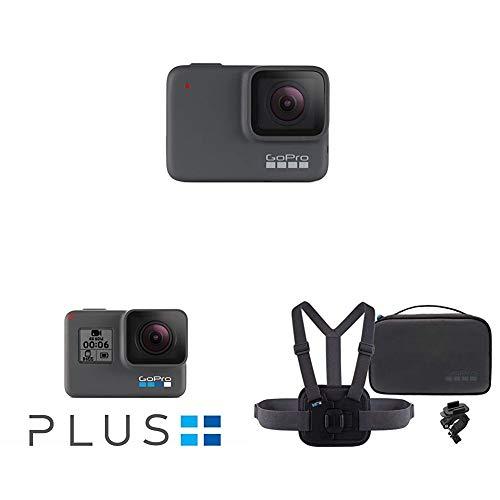 GoPro HERO7 Silver — Waterproof Digital Action Camera with