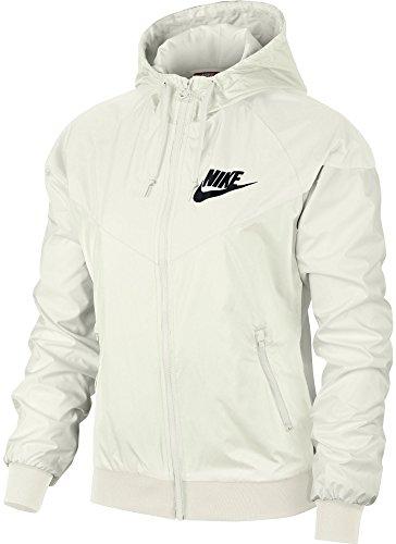 Nike Women's Sportswear Original Windrunner Jacket White 904306 133 (s)