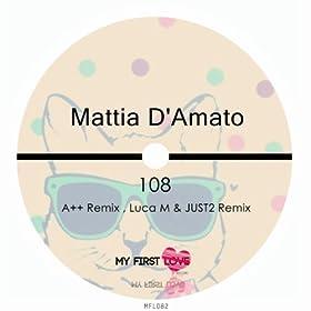 Amazon.com: 108 (Original Mix): Mattia D'amato: MP3 Downloads