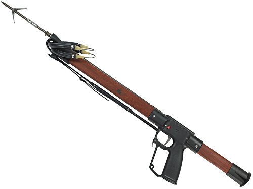 AB Biller Wood Special Speargun, Padauk, 48'