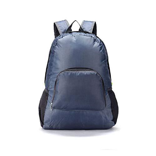 Styleys Unisex Waterproof Nylon Foldable Trekking Backpack