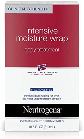 Neutrogena Norwegian Formula Intensive Moisture Wrap Body Treatment Ff, 10.5 Oz