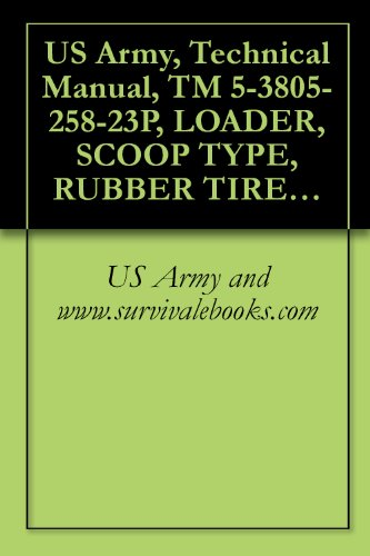 5 Types Bridges (US Army, Technical Manual, TM 5-3805-258-23P, LOADER, SCOOP TYPE, RUBBER TIRED, DIESEL-ENGINE-DRIVEN (DED), ARTICULATED, FRAME STEER 2 1/2 CUBIC YARD BUCKET ... 950BSCE (NSN 3805-01-260-5162) (EIC: EGF))