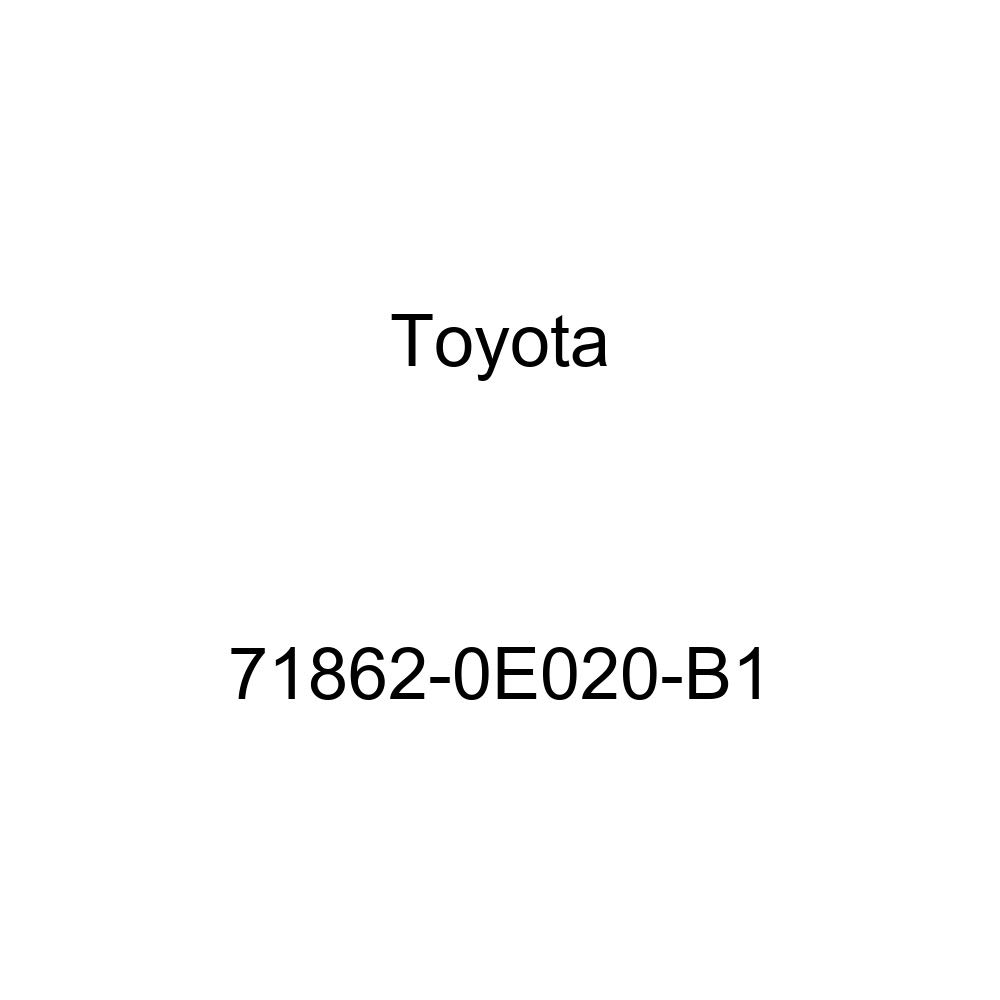 TOYOTA Genuine 71862-0E020-B1 Seat Cushion Shield