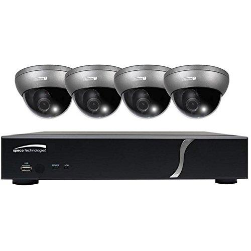 Networkable Dvr (Speco ZIPT471 1080p HD-TVI DVR And Camera Kit)