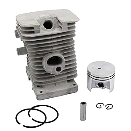 NIKASIL PLATED 37mm Cylinder Piston Rings Pin Kit For STIHL MS170 017 Chainsaws Outdoor Power Equipment