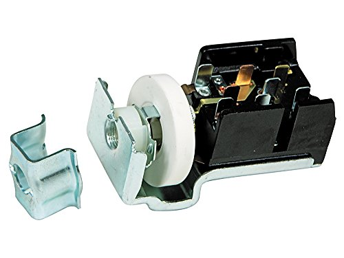 1965 Ford Bronco - New 1965-76 Ford F100 F250 F350, Bronco, Falcon, Mustang, Comet Headlamp Light Switch with Bracket (D3ZZ-11654A)