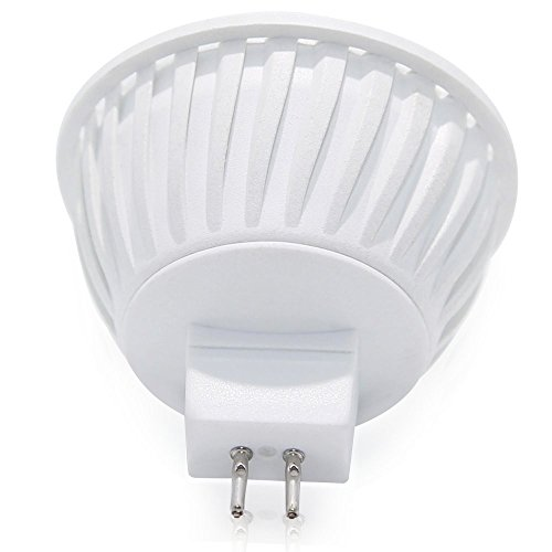 Mr16 Led Equivalent: AC/DC 12V 5W MR16 LED Bulb, 50W Halogen Equivalent 2700K