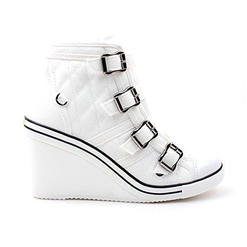 Desconocido Zapatos de Cordones Algod de rwrgqx7CR