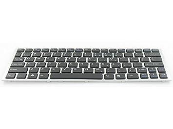 Sony A1807420A Keyboard refacción para notebook - Componente para ordenador portátil (Teclado, Internacional de EE.UU, VPC-YA, VPC-YB): Amazon.es: ...