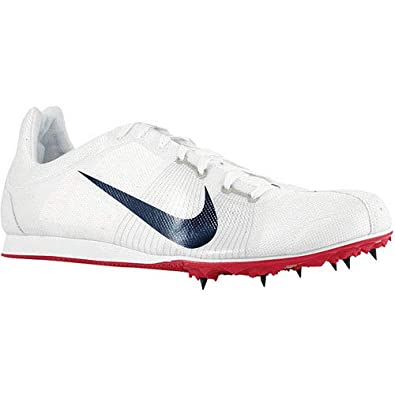 6bac1a03143bf Amazon.com   Nike Men's Rival D IV Track and Field Spikes Cleats ...