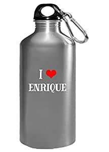 I Love Enrique Cool Gift - Water Bottle