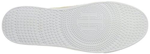 Tommy Hilfiger V1285enus 1c1, Zapatillas para Mujer Beige (Interweave Multi 910)