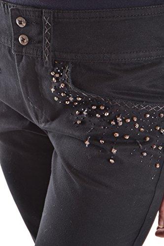 Jeans Nero Cotone Donna SCERVINO MCBI116017O ERMANNO 0qOwSxfn