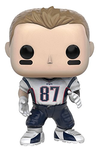 Funko Pop Nfl  Wave 3   Rob Gronkowski Action Figure