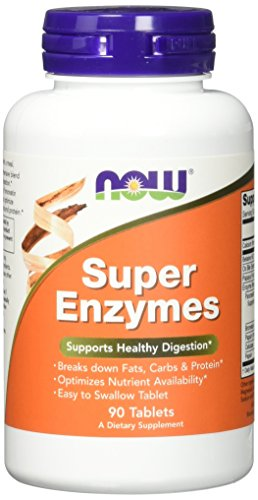NOW Super Enzymes Tablets Pack