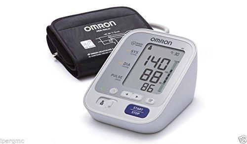 96 opinioni per Misuratore di pressione Omron M3