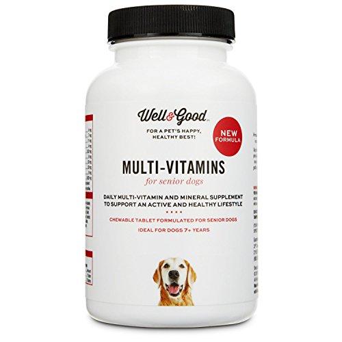 Stage Vitamins - Well & Good Senior Stage Vitamins, 60 tablets