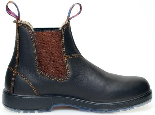 Blue Heeler Chelsea Boot Outback guinness brown 40