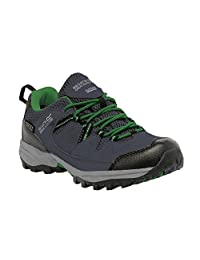 Regatta Great Outdoors Childrens/Kids Holscombe Lace Up Waterproof Walking Shoes