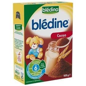 Blédina blédine céréales pour bébé saveur cacao 500g dès 6 mois