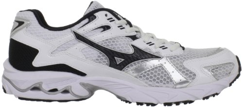 Mizuno Wave Unite - zapatos con cordones hombre White-Black