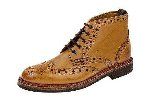 Gordon amp; Brosgordon Bros Harry 5039a - Scarpe Stringate Uomo Marrone